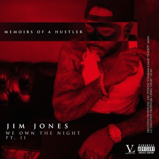 Jim Jones and Cam'ron - White Powder [Audio]