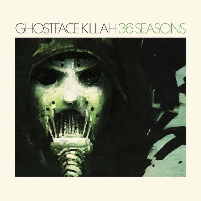 GHOSTFACE KILLAH - BLOOD IN THE STREETS (FT. AZ)