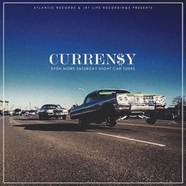 Currensy – Rhymes Like Weight